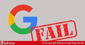 Google đang mất khả năng đổi mới