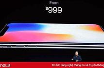 Vì sao mọi người nên cảm ơn Apple vì đã ra giá iPhone X lên 999 USD?