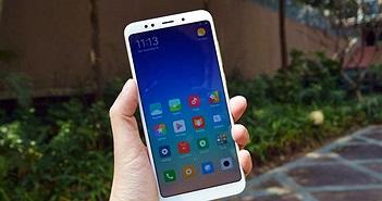 Xiaomi bổ sung Redmi 5 bản RAM 4 GB, giá khoảng 3,9 triệu đồng