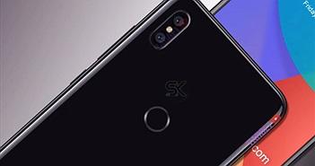 Xuất hiện ảnh trên tay của Xiaomi Mi 6X: camera kép đặt dọc như iPhone X, viền siêu mỏng