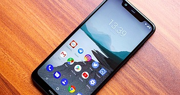 Giá Nokia 5.1 Plus giảm còn 4,29 triệu đồng
