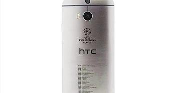 HTC ra mắt One M8 phiên bản đặc biệt UEFA Champions League