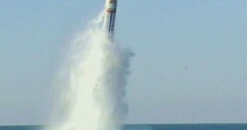 Trung Quốc bí mật thử tên lửa đạn đạo phóng ngầm JL-2