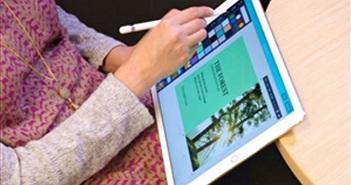 Apple ra mắt iPad Pro 9,7 inch vào 15/3
