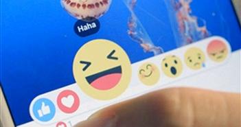 Người dùng Facebook Việt bắt đầu sử dụng được các biểu tượng cảm xúc mới