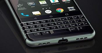 Smartphone bàn phím QWERTY mạnh nhất của BlackBerry ra mắt