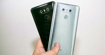 """LG G6 ra mắt: Không còn """"xếp hình"""", màn hình 18:9 siêu rộng, chống nước IP68"""