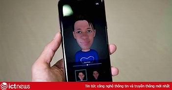 Phóng viên công nghệ Việt khoe hình ảnh AR Emoji từ Galaxy S9