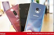 Video mở hộp Samsung Galaxy S9 lần đầu tiên