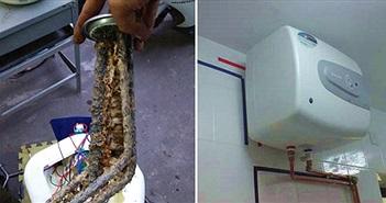 Nguyên nhân bình nước nóng bị rò điện và cách phòng tránh