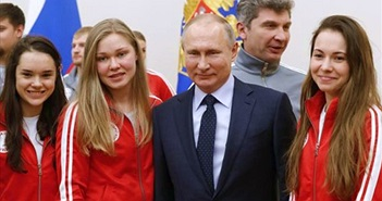 Chính điệp viên Nga đã tấn công Olympic mùa đông 2018