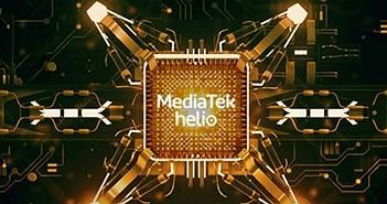MediaTek Helio P60 - SoC tích hợp AI chính thức ra mắt