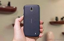Nokia 1 ra mắt: smartphone chạy Android Go giá dưới 2 triệu đồng
