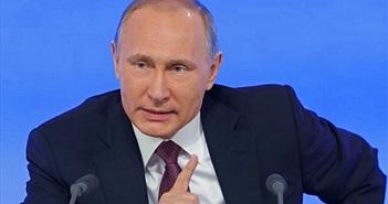 Tổng thống Putin yêu cầu Nga phải bước vào cuộc đua Blockchain