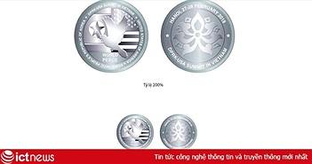 Ebay rao bán đồng xu bạc kỷ niệm Hội nghị thượng đỉnh Mỹ - Triều của Việt Nam giá 100 USD, cao hơn 5 lần giá gốc