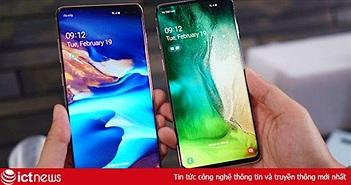 Galaxy S10 giá từ 21 triệu đồng, lên kệ ngày 8/3 tại Việt Nam