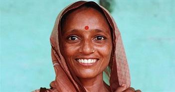 Chấm đỏ trên trán phụ nữ Ấn Độ có thể cứu người