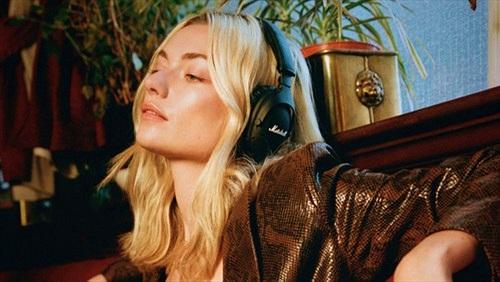 Marshall trình làng tai nghe chống ồn đầu bảng, Monitor II A.N.C, sạc 15 phút cho 5 tiếng nghe nhạc