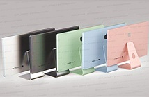 Năm 2021, iMac và Mac Pro Mini sẽ có thiết kế mới, nhiều màu như iPad Air
