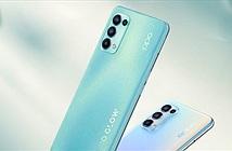 Oppo Reno5 K 5G được công bố với Snapdragon 750G
