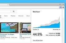 Hướng dẫn cách tiết kiệm lưu lượng 3G cho trình duyệt Chrome