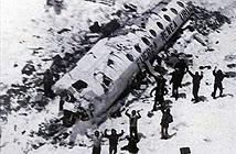 4 vụ tai nạn máy bay đâm vào núi khủng khiếp nhất lịch sử