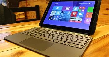 Đánh giá HP Pavilion X2: laptop lai tablet mỏng nhẹ, đa nhiệm, hiệu quả, giá mềm