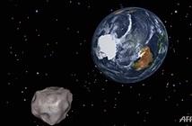 Tiểu hành tinh khổng lồ sẽ bay ngang Trái đất