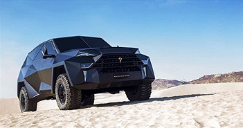 Karlmann King - SUV đắt nhất thế giới