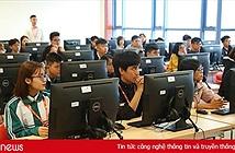 Hơn 1.000 học sinh, sinh viên dự vòng loại quốc gia cuộc thi Tin học Văn phòng 2019