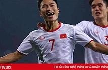 Thánh phút cuối ghi bàn trận gặp U23 Indonesia là ai?