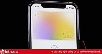 Thẻ tín dụng Apple Card sẽ không thể bị lợi dụng để thanh toán lừa đảo