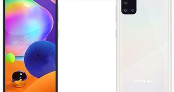 Galaxy A31 ra mắt: Đã đẹp rồi còn chất lừ