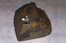 Phát hiện thiên thạch chứa hợp kim siêu dẫn