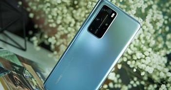 Cận cảnh Huawei P40 Pro tại Việt Nam phiên bản bạc băng giá: nhìn đã, sờ sướng