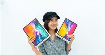 Trên tay iPad Pro 2020 đầu tiên tại Việt Nam, giá từ 26,9 triệu