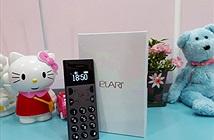 [Trên tay] Cận cảnh điện thoại nhỏ nhất thế giới Elari NanoPhone