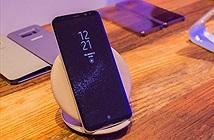 Vài mẫu Galaxy S8 dính lỗi không thể sạc không dây