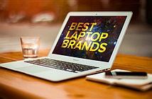Top 10 thương hiệu laptop thế giới 2018