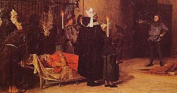 Câu chuyện về vị hoàng đế Anh tàn bạo và thi thể... phát nổ trong đám tang