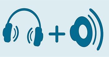 Cách sử dụng tai nghe và loa ngoài cùng lúc trên Windows 10 phiên bản 1803 và các phiên bản cũ hơn