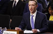 Facebook từ chối yêu cầu điều trần của Hạ viện Mỹ