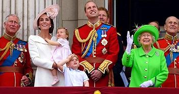 Ai thừa kế ngai vàng Anh Quốc?
