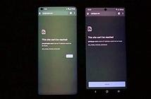OnePlus 8 Pro dính lỗi màn hình xanh