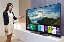 TV tiền tỷ hạ giá, khách hàng vẫn khó mua