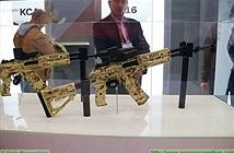 Súng trường AK-12, AEK-971 quyết đấu giành chỗ trong bộ Ratnik