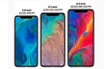 Tiết lộ hình ảnh mới nhất iPhone 2018 màn hình 6,1 inch giá rẻ