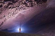 Siêu hang động chứa vừa 4 Đại kim tự tháp ở Trung Quốc
