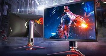 Asus ROG Swift PG27UQ: màn hình game thủ HDR 1000, giá 2000 USD