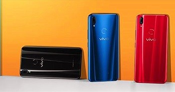 Vivo Z1 ra mắt: màn hình tai thỏ 6,28 inch, Snapdragon 660, giá từ 280 USD